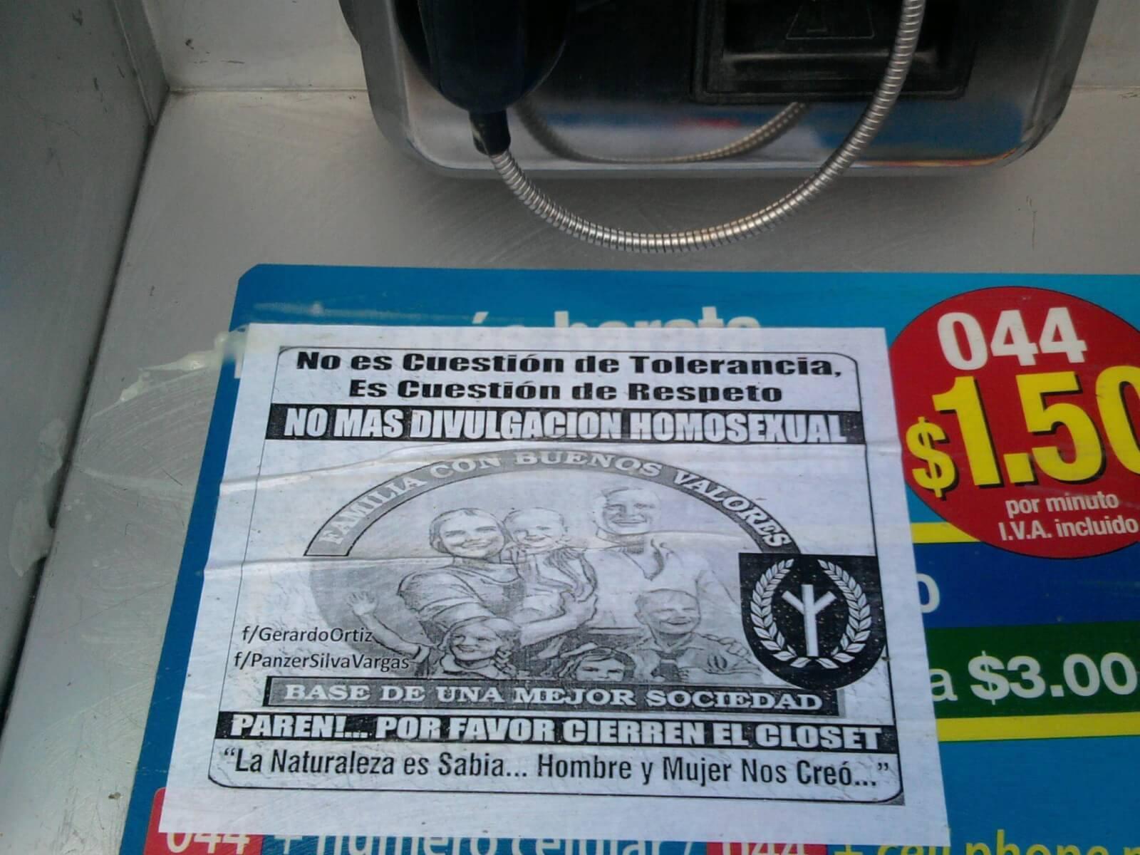 Homofobia en Nuevo León